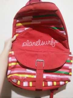 BACKPACK PLANET SURF ORI