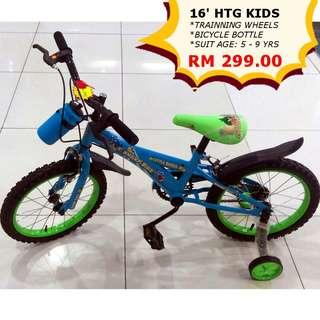 HTG Kids Bicycle 16-4