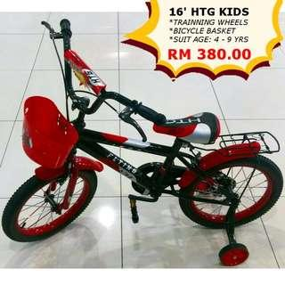 HTG Kids Bicycle 16-2