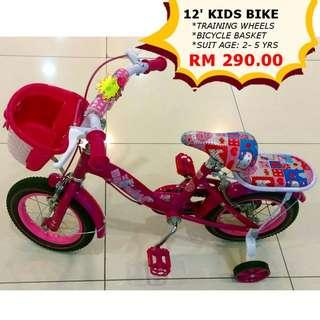 HTG Kids Bicycle 6
