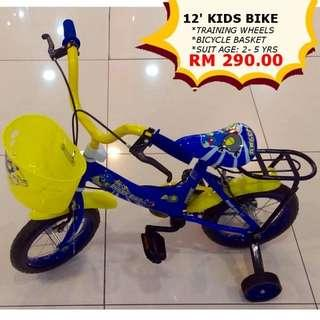 HTG Kids Bicycle 5