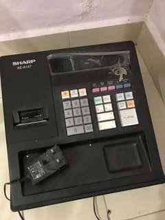 Cash Register Machine sharp XEA147