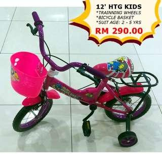 HTG Kids Bicycle 4