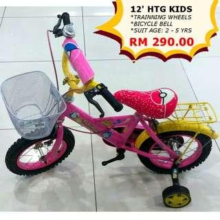 HTG Kids Bicycle 3