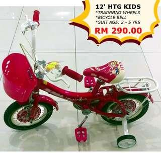 HTG Kids Bicycle 2