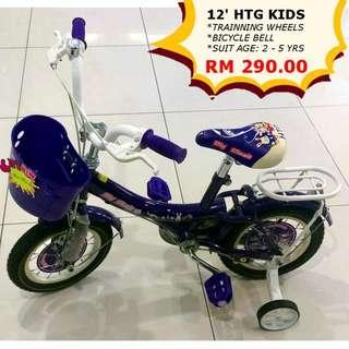 HTG Kids Bicycle 1
