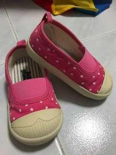 Pink Canvas shoe