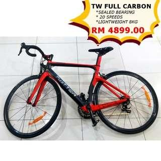 Twitter Full Carbon Racing Bicycle