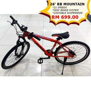 Ribow Mountain Bike