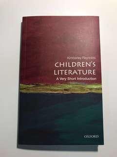 Children's Literature