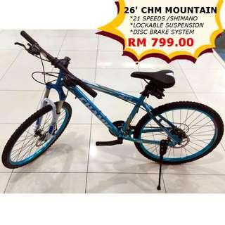 Chamic Mountain Bike