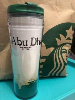 Tumbler Starbucks Abu Dhabi