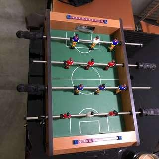 🚚 Foosball Table (tabletop) - new (but assembled)