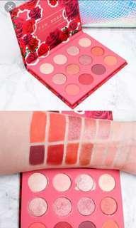 全新現貨 Colourpop eyeshadow palette SHE 眼影盤