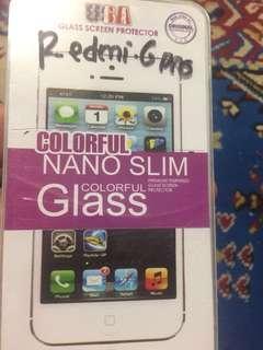 Tempered glass screen protektor / Anti gores Xiomi mi 6 pro