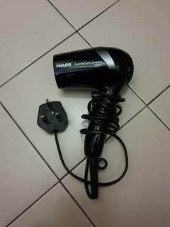 Philips essentialcare compact hair dryer