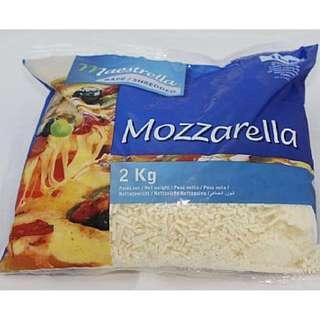 法國 Mozzarella cheese芝士碎