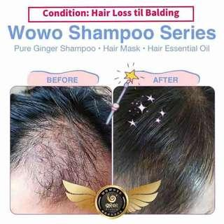 🚚 [AUTHENTIC] WOWO Hair care and body series