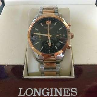 🚚 【浪琴錶】賣場都可議價 歡迎參考