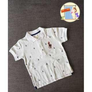 Polo Ralph Polo Tee - Horse Series (White)