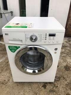 Washing machine LG inverter 7 kg