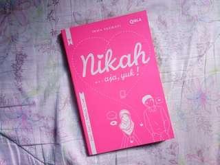 [Novel] Nikah aja, yuk! by Irma Irawati