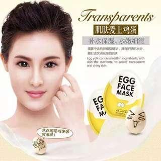 Masker telur bioaqua