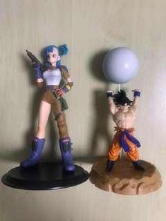 龍珠 figure 2隻