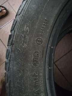 User tyre  viking 185/55/R18