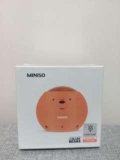 Miniso speaker 喇叭