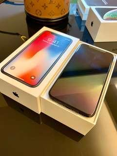 iPhone X 256GB Space Grey from Apple Store on 22 Dec 2018