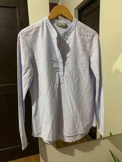 Polo blouse