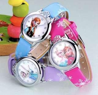 🚚 Toddler watch (Frozen princess)
