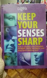 Keep Your Senses Sharp by Readers Digest