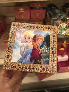 {法國代購}巴黎Disneyland🏰 代購 【Frozen music box】 【冰雪奇緣音樂首飾盒】