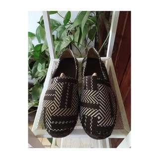 Zara shoe man espadrilles size 42, made in Spain