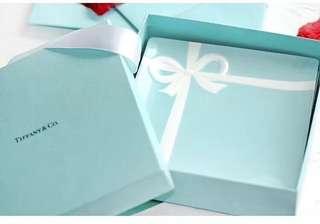 🚚 出清日本進口Tiffany &Co. 蒂芬妮經典藍 蝴蝶結緞帶 浮雕骨瓷方盤 水果盤 盤子 結婚禮物 新居落成禮物