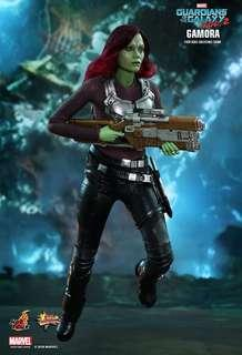Gamora Vol 2 Hot Toys PO slot