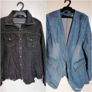 Denim Jacket Bundle #01