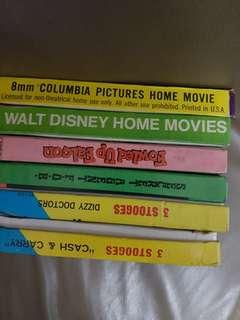 8mm  Columbia.  Pictures home.movie