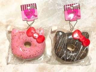 Non-Repro Hello Kitty Donut