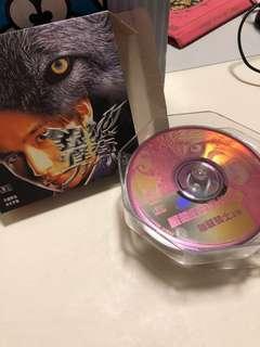 堂本光一 《銀狼怪奇事件簿》1-10集VCD