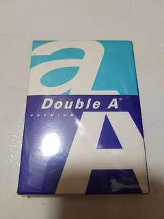 Double A paper 93 x 65mm