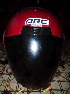 Helmet arc astro
