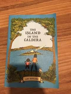 The island in the Caldera by Lin Xueling( local writer)