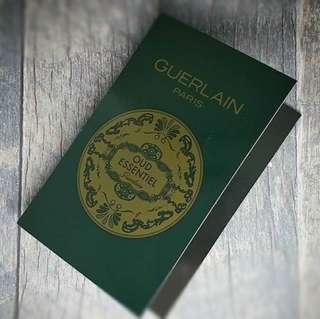 Vial Parfum Les Absolus d'orient Oud Essentiel Guerlain For Women and Men (Unisex)