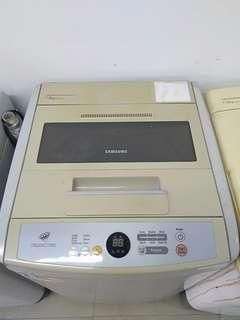 Samsung WASHING MACHINE / Mesin Basuh 7KG