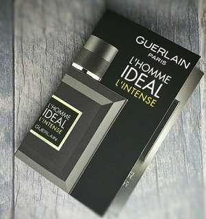 Vial Parfum L'Homme Ideal L'Intense Guerlain For Men EDP