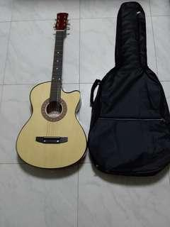 Brand New Guitar With Padded Guitar Bag Straight From Warehouse
