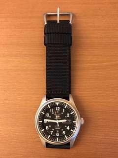 精工 SEIKO 5號 SNZG15J1 MADE IN JAPAN 日本版 男裝錶 FIELD WATCH